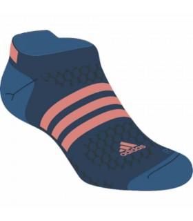 Adidas ID Liner sock Blue | My-squash.com