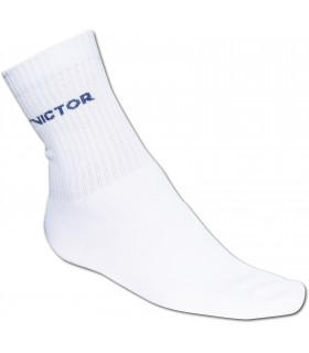 Victor Indoor Sport 3000 (White) squash socks