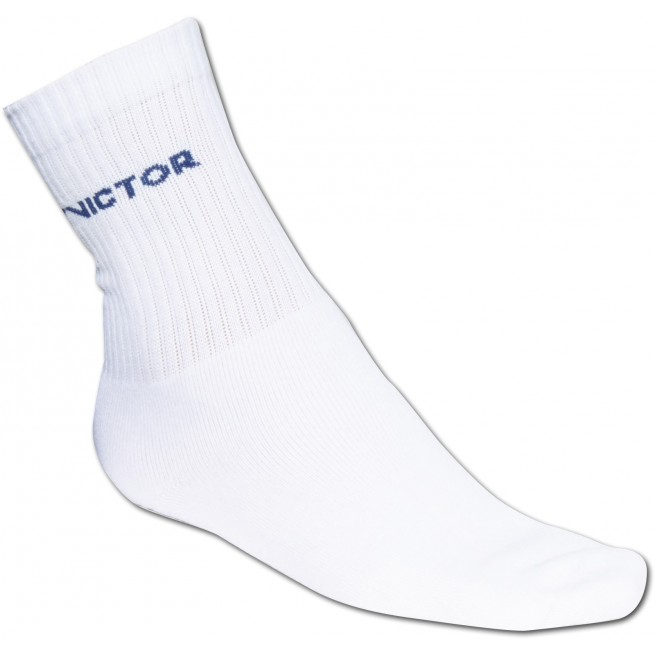 Chaussettes de squash Victor Indoor Sport 3000 (Blanc)
