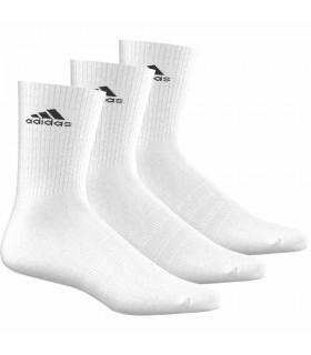 Adidas Performance Crew socks - 3 pairs | My-squash.com