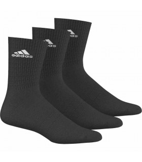 Adidas Performance Crew socks (Black) - 3 pairs