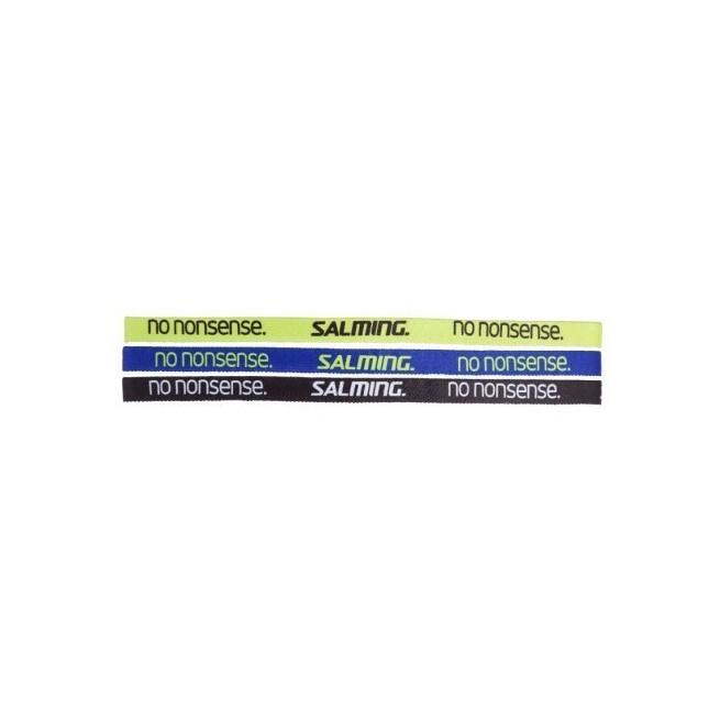 Salming serre-tête adulte Noir/Bleu/Jaune