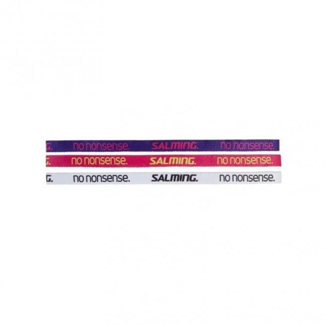 Salming hairband adult Pink/Purple/White