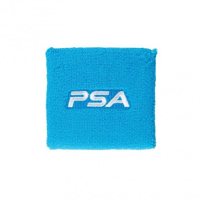 Salming PSA wristband Blue