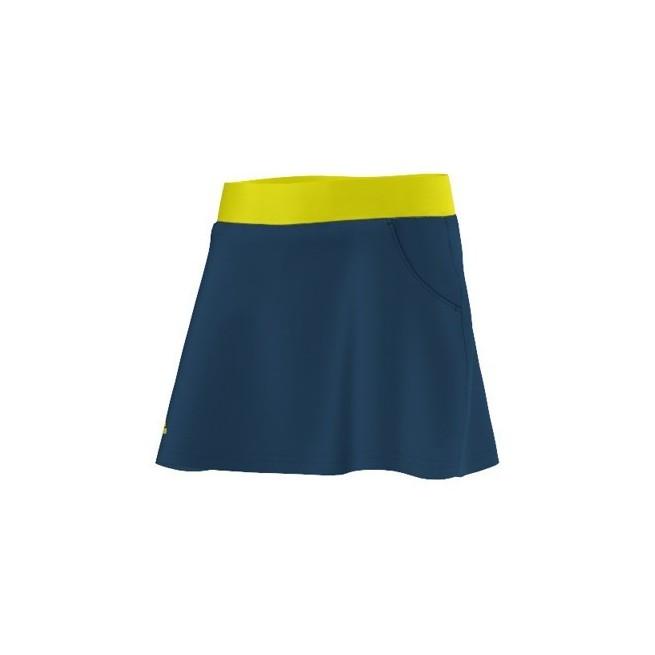 Adidas Skort Club Girl Blue | My-squash.com