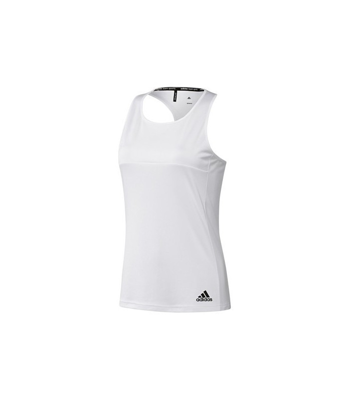 Adidas T16 Climacool Tank Top Women (White/Black)