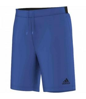 Adidas Barricade Uncontrol Climachill Short Hommes (Bleu/Noir) | My-squash.com