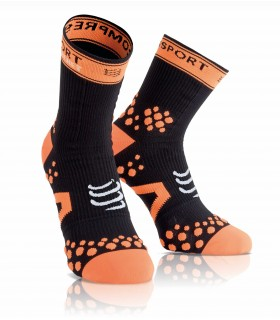Compressport Strapping Double Layer Socks - Noir - Racket