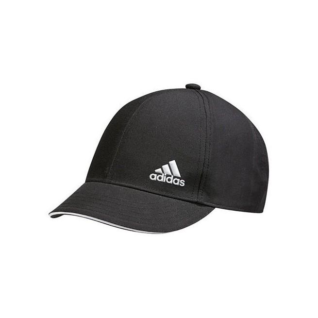 Adidas Climalite Black Cap   My-squash.com