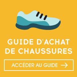 Guide achat chaussure squash