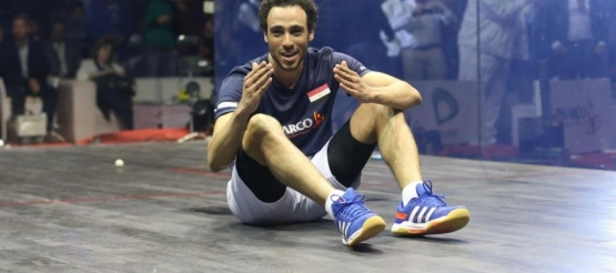 Ramy Ashour calls an end to his professional career