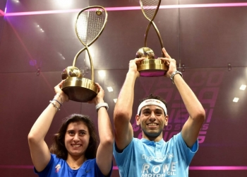 World Series Finals: Elshorbagy and Elsherbini end 2017-2018 on a high