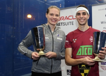 Farag and Perry down top seeds in San Fran