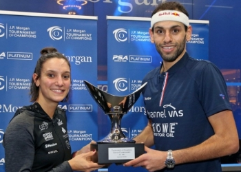 Mohamed ElShorbagy back to the top & Camille Serme's dream week at the ToC