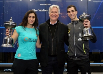 El Sherbini and Farag win thrilling finals in Chicago